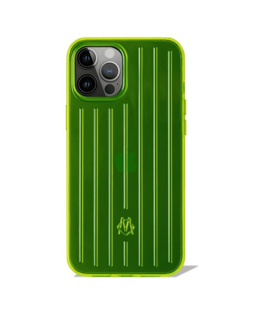 rimowa-Transparentes-Lime-Gelb-Hulle-in-Neon-Limonengelb-fur-iPhone-12-Pro-Max