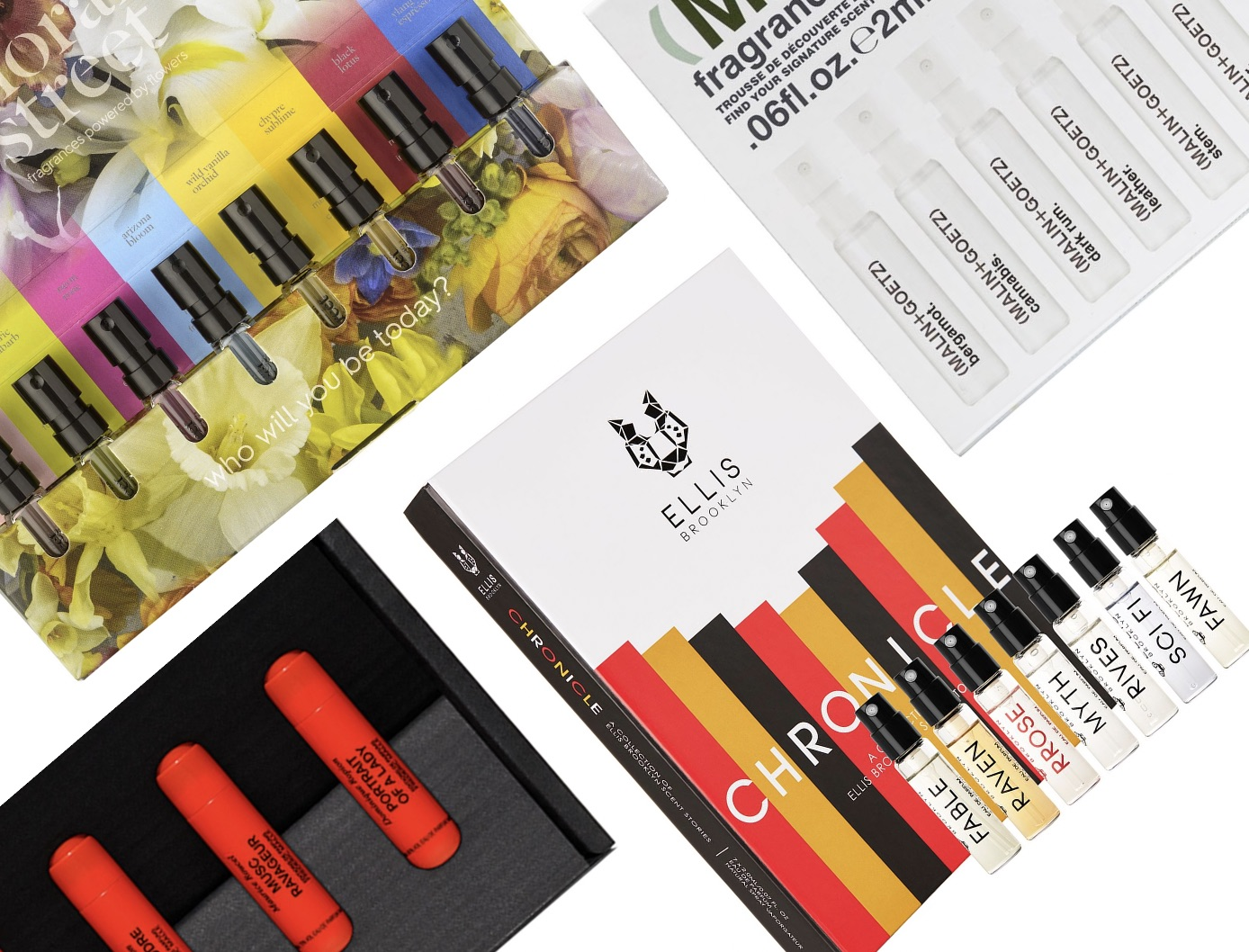 fragrance discovery sets
