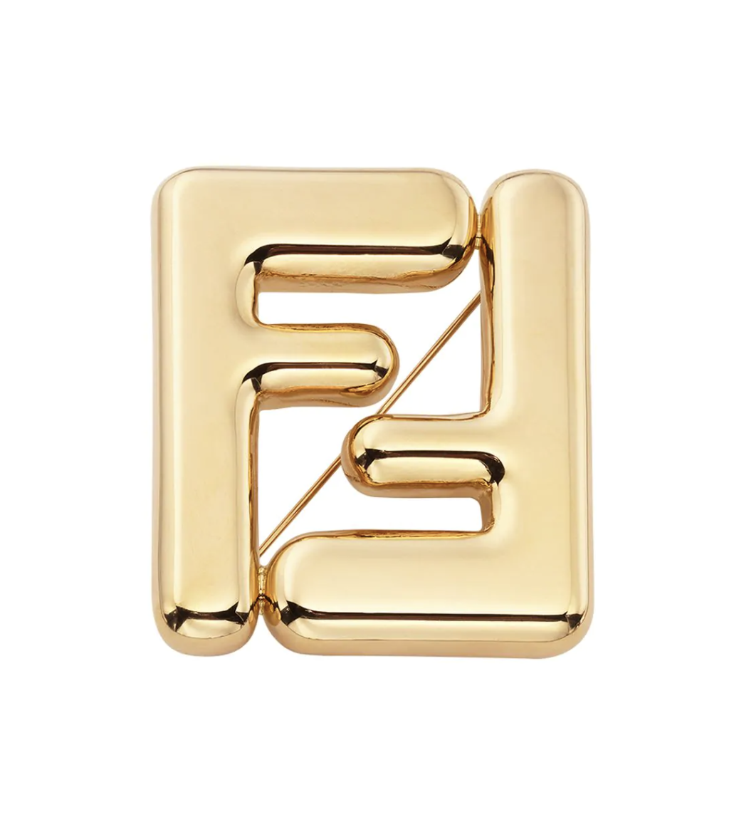 Fendi-steel-brooch-fashion-costume