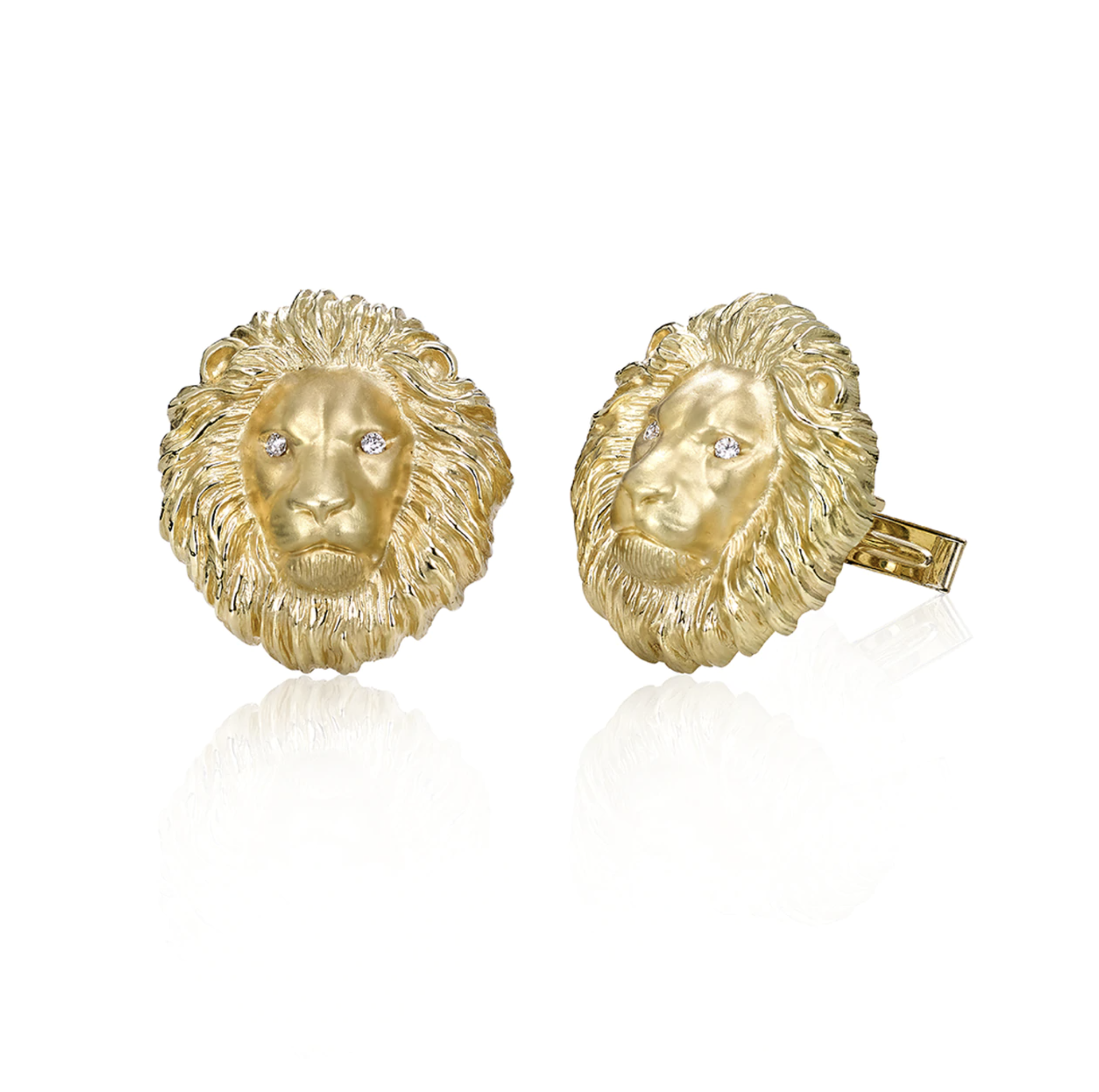 kimberly-mcdonald-lion-cufflinks-diamond-april-birthstone