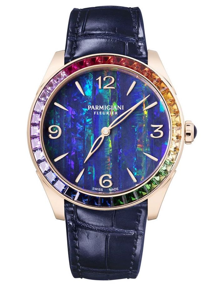 Parmigiani -Fleurier-Tonda-Metropolitaine-Rainbow-Opal